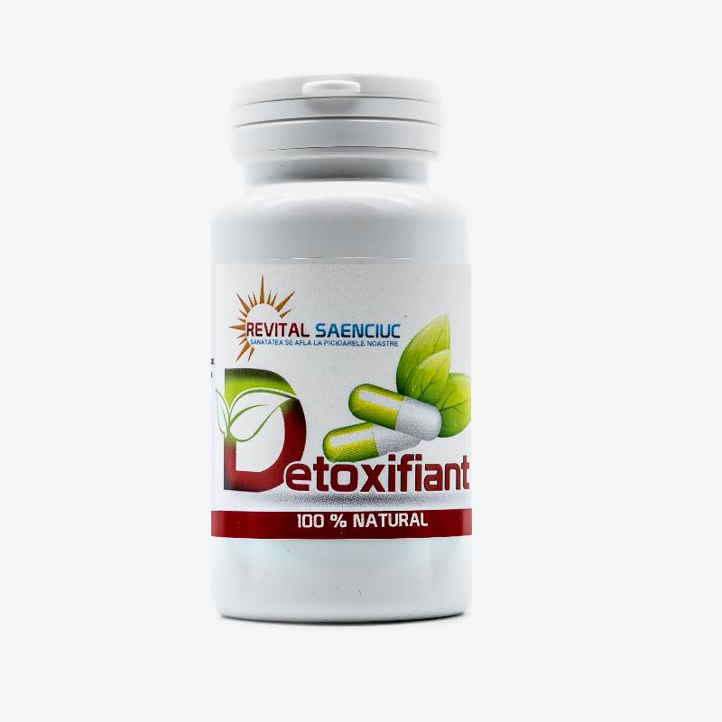 Detoxifiant natural