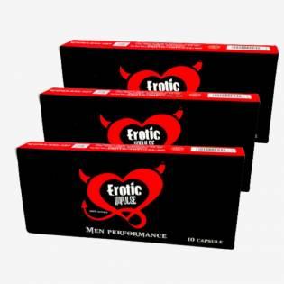 Erotic Impulse 3+1 gratis